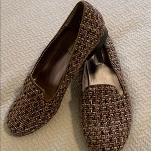 Steve Madden Tweed Loafers
